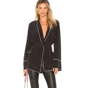 Equipment Silk Robe Jacket